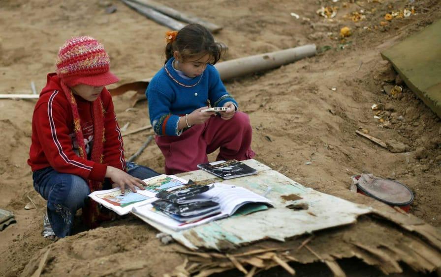 Gaza Strip Reading Activism