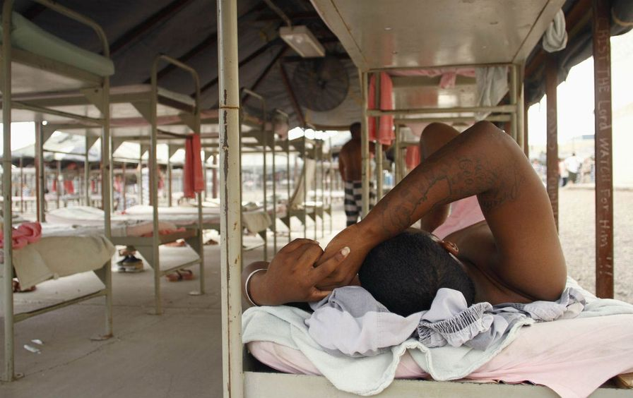 Tent City Jail in Arizona Closing