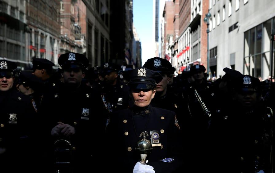 NYPD parade