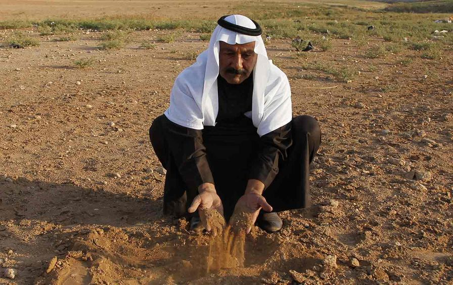 Drought in Syria displaces millions