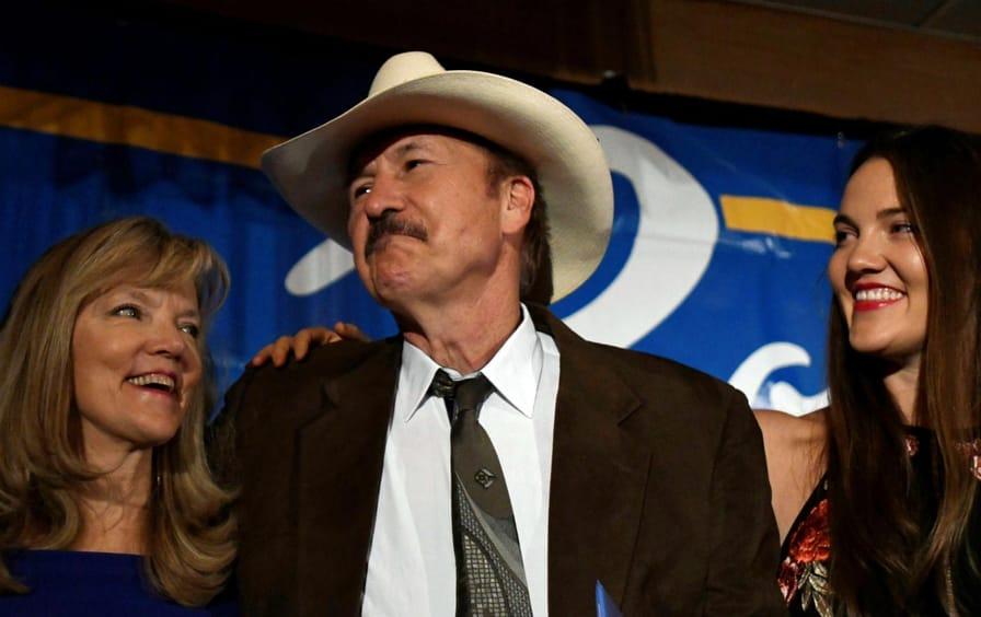 Rob Quist Concession Montana