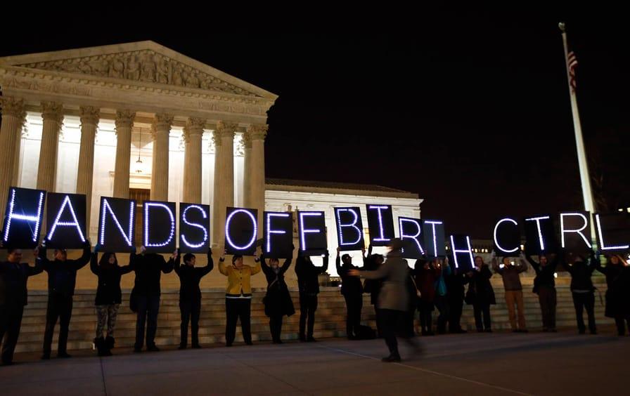 Women's Rights, birth control
