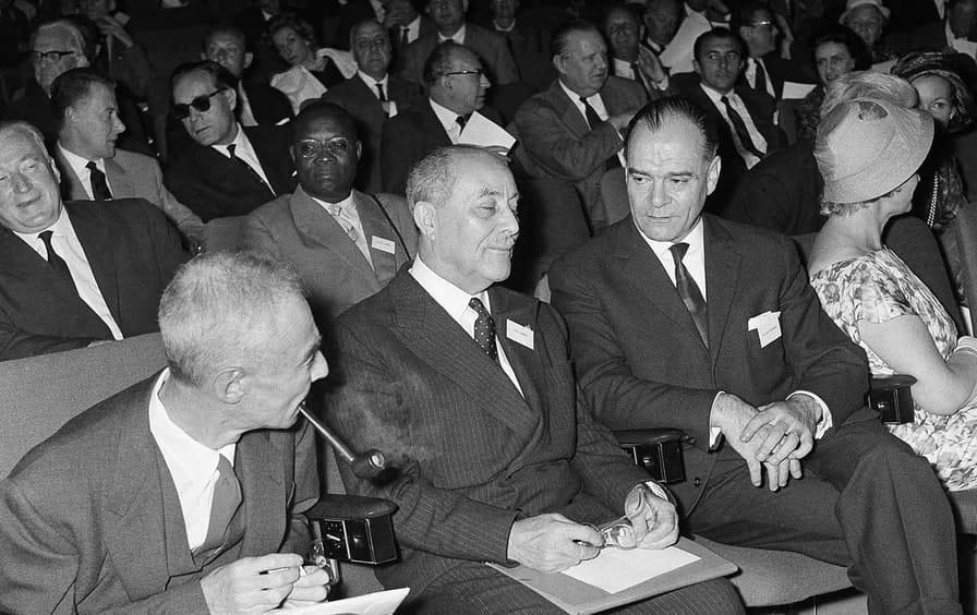 1960 West Berlin Congress of Cultural Freedom