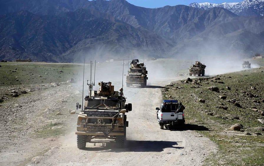 Afghan Escalation