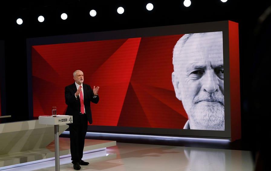 Jeremy Corby 2017 Election