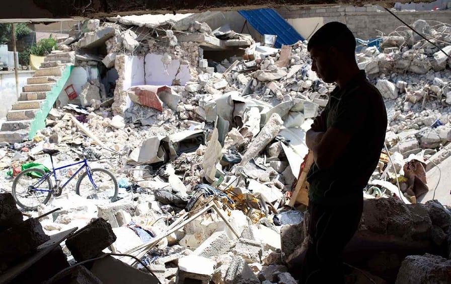 Iraq US Coalition Airstrike