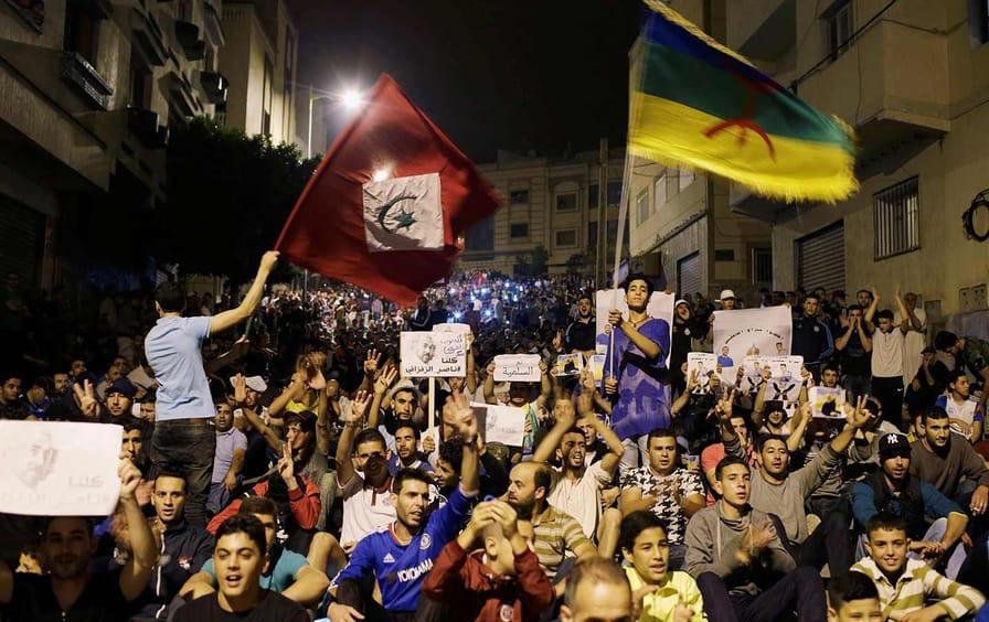 Protests in Hoceima