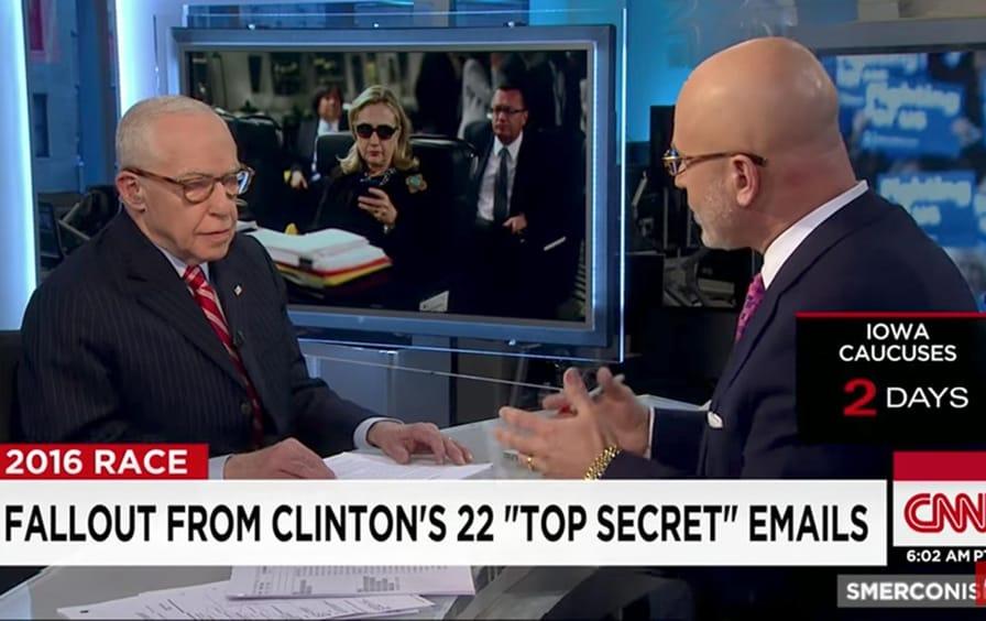 Hillary Emails CNN