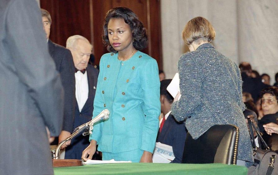 Anita Hill Senate Hearing