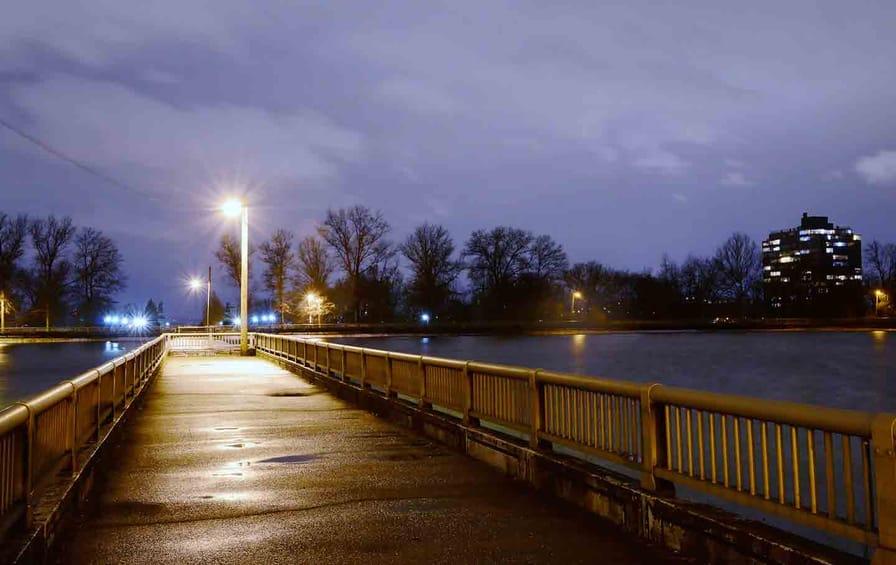 Pittsburgh reservoir