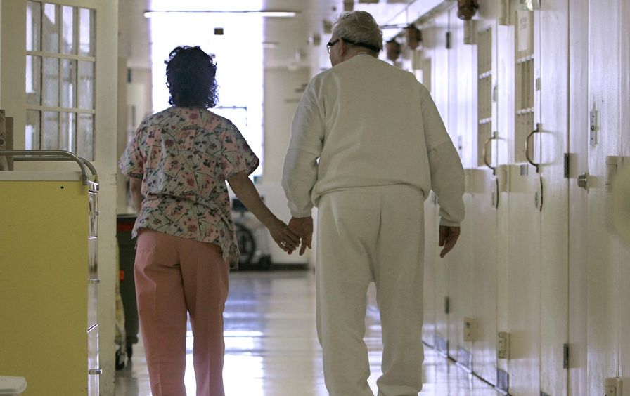 Elderly inmates
