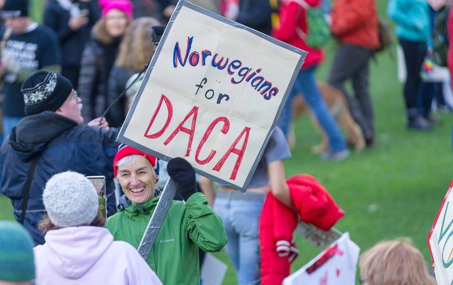 Norwegians for DACA