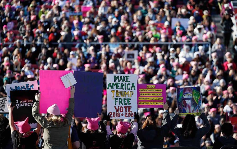 Womens March Las Vegas