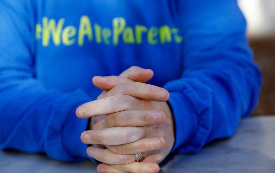 We Are Parents T-shirt