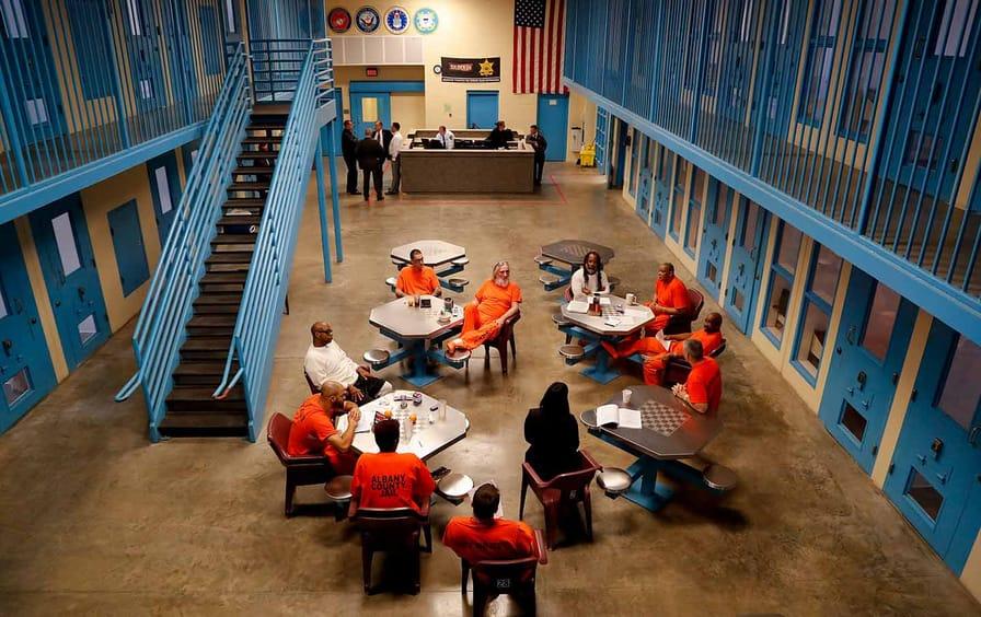 Albany County Jail