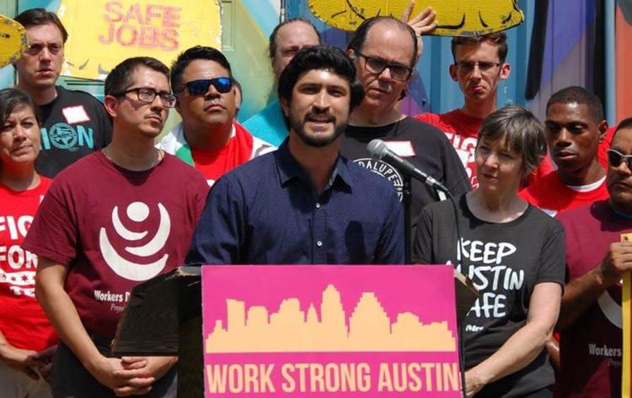 Work Strong Austin