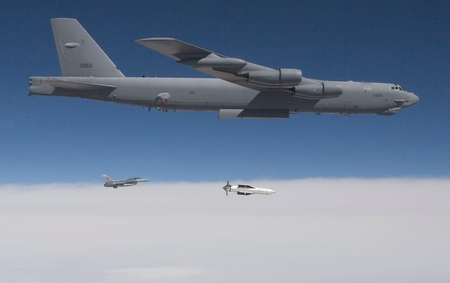 B-52 releases MOP