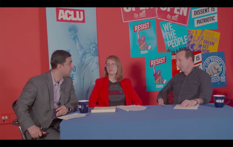 ACLU students rights