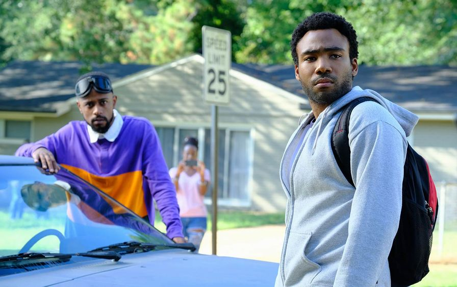 Atlanta's Donald Glover and Lakeith Stanfield