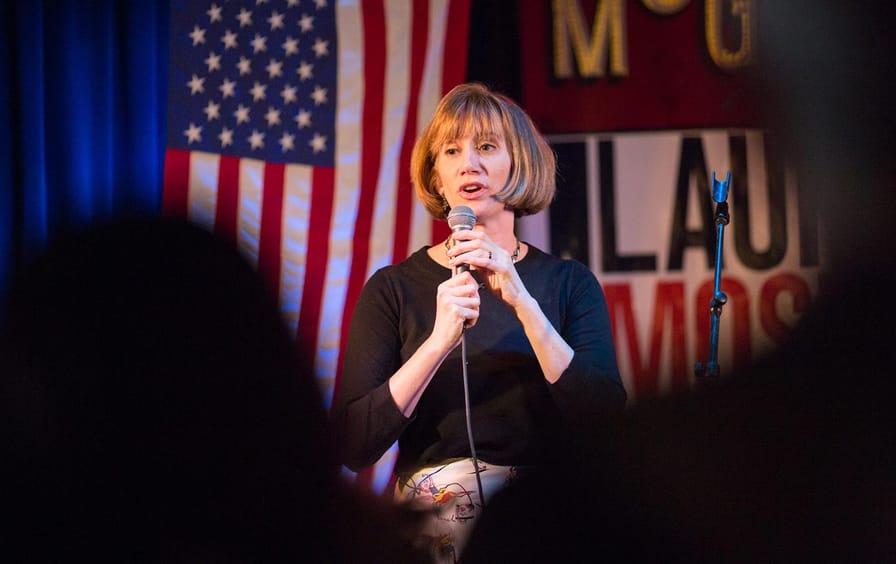 Texas Democrat Laura Moser.