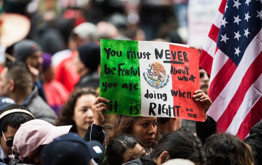 Chiago immigrants rights