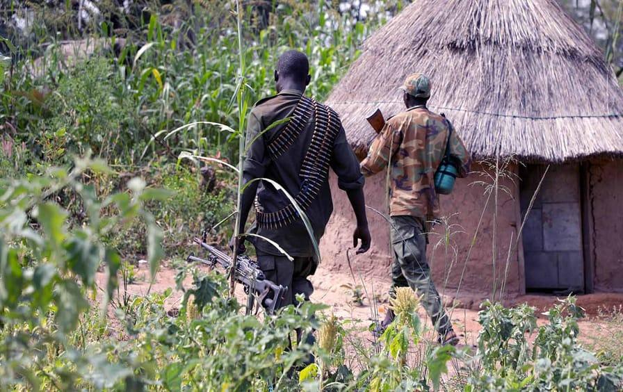 South Sudan SPLM-IO