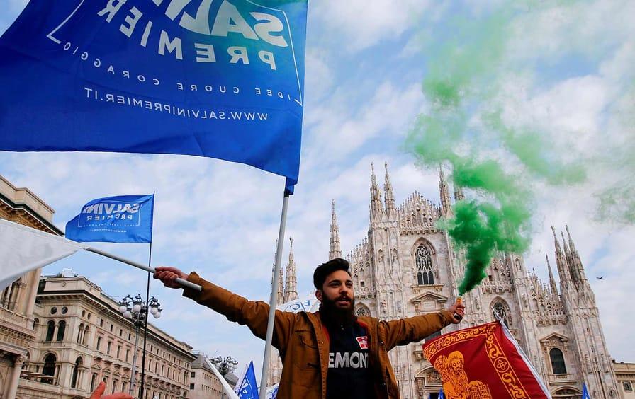 Italy populism
