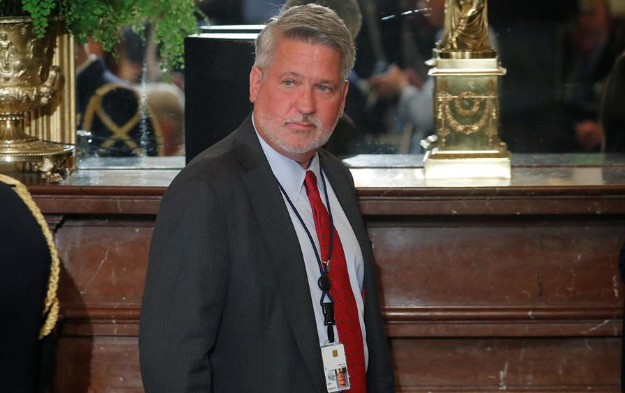 White House Deputy Chief of Staff for Communications Bill Shine