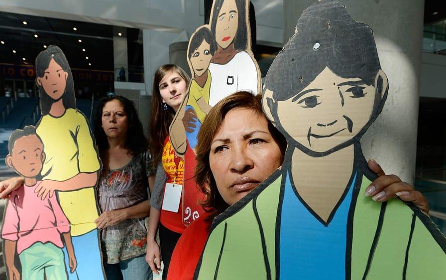 Domestic Worker Protest California