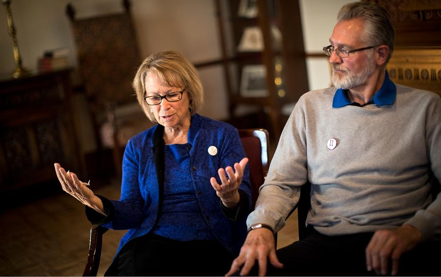 Patty and Jerry Wetterling