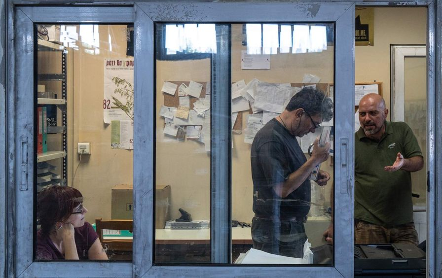 Vio.Me factory in Greece