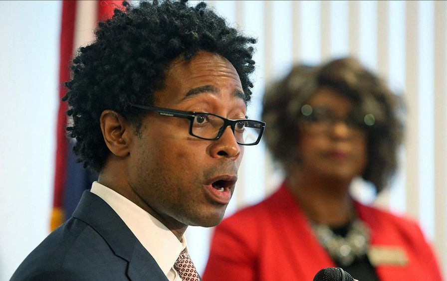 Wesley Bell St. Louis Prosecutor Candidate
