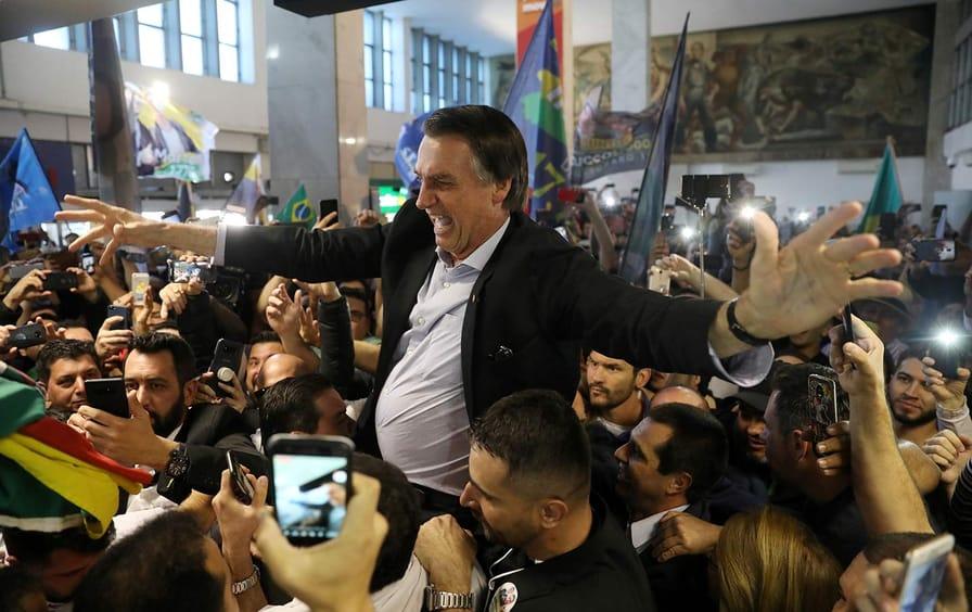 Bolsonaro Crowd