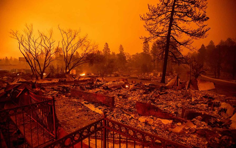 Paradise, California wildfire