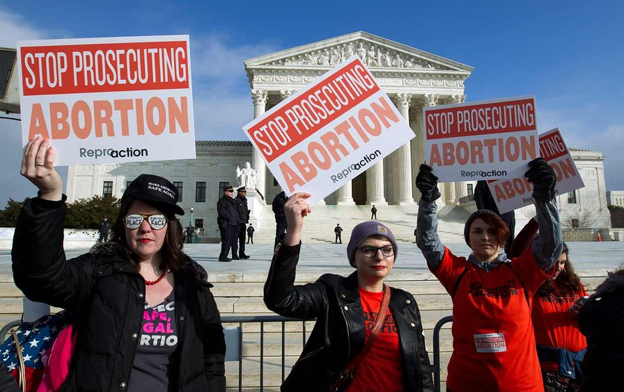 Abortion Rights Activists