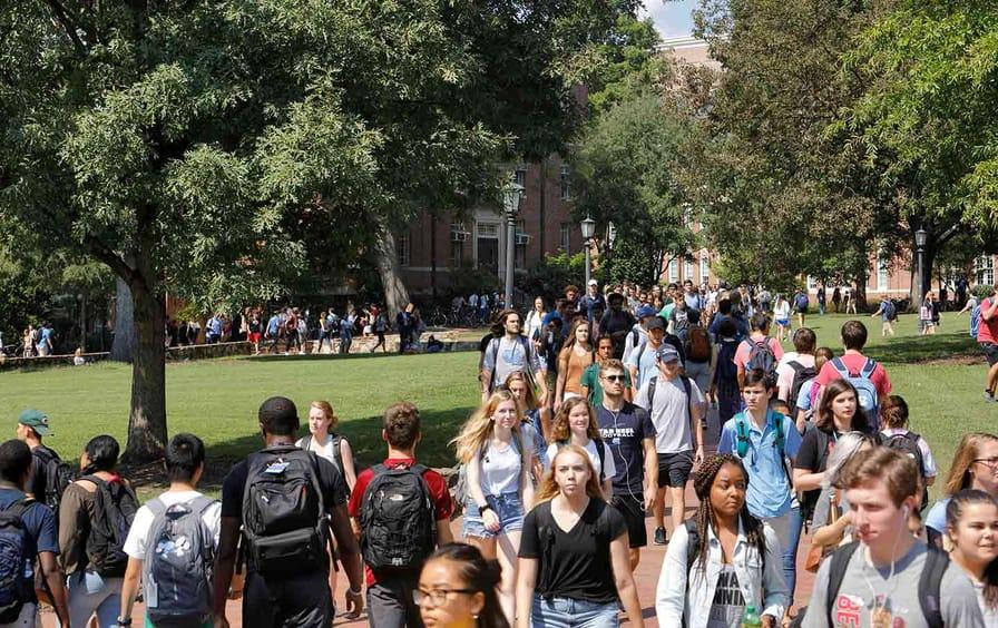 Campus Segregation