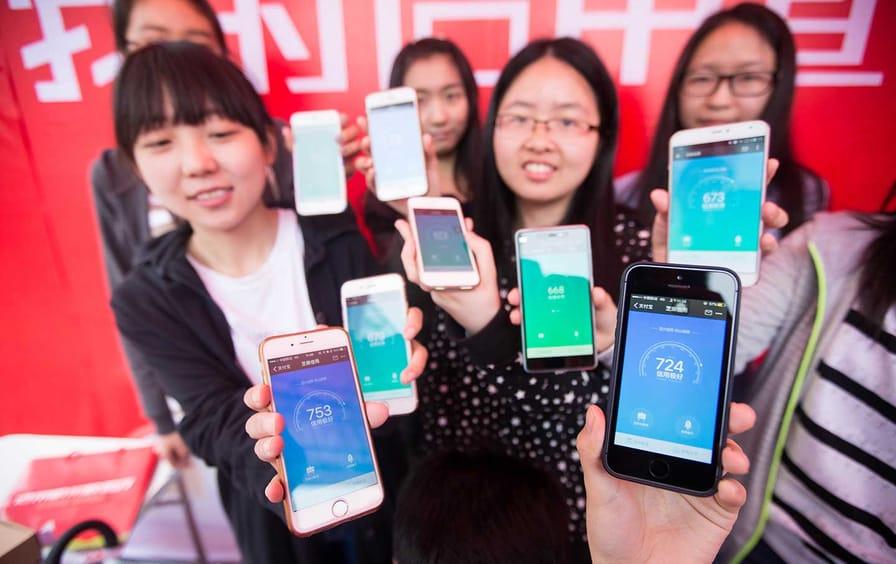 China social credit