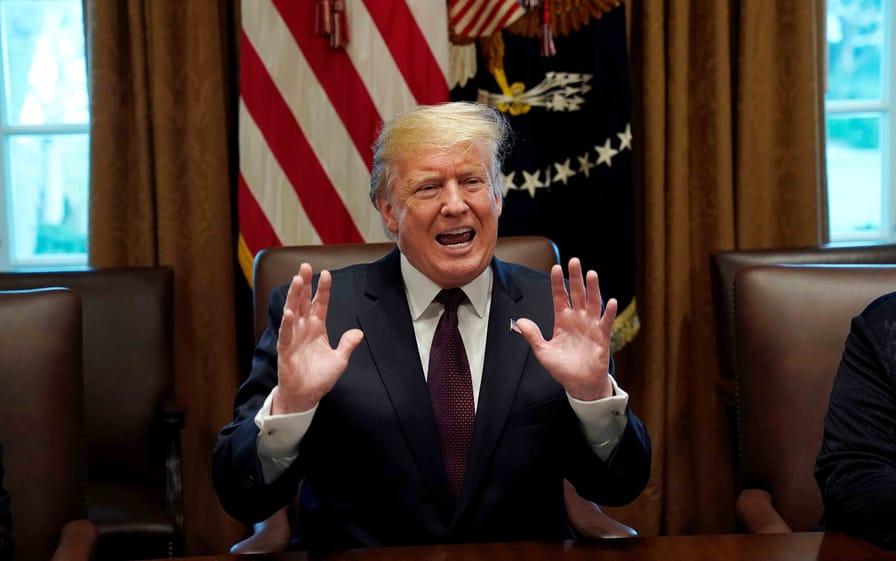 Trump discusses immigration proposals