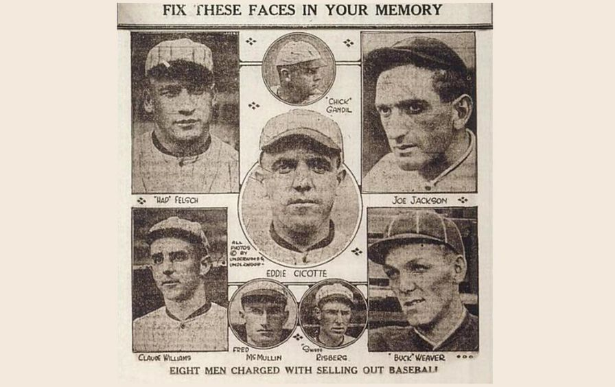 The 1919 Chicago Black Sox