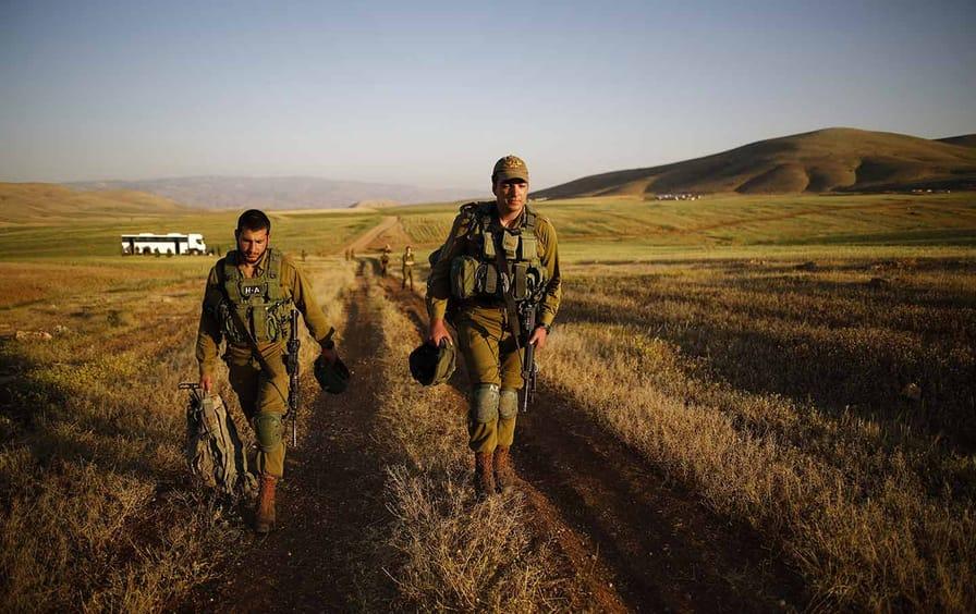 Israeli Solders