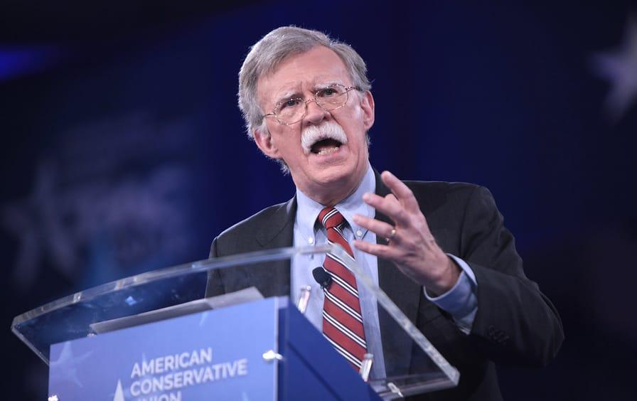 John Bolton at CPAC