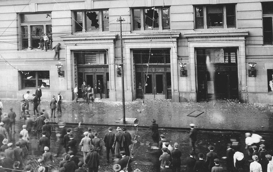 1919 Race Riots