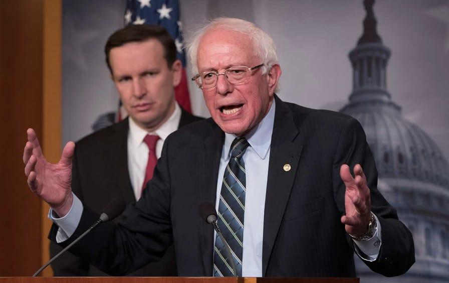 Sanders on Yemen