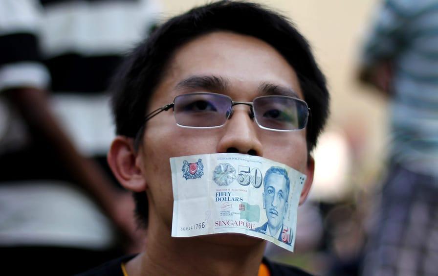 Freedom of Speech in Singapore
