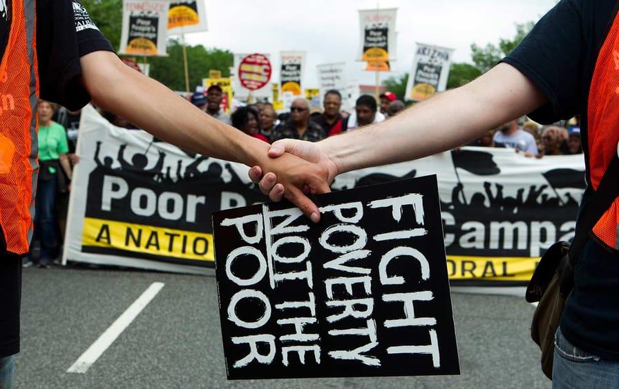 Fighting Poverty