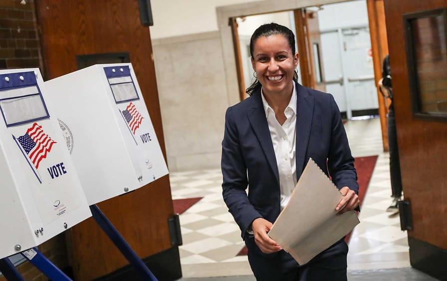Tiffany Caban election