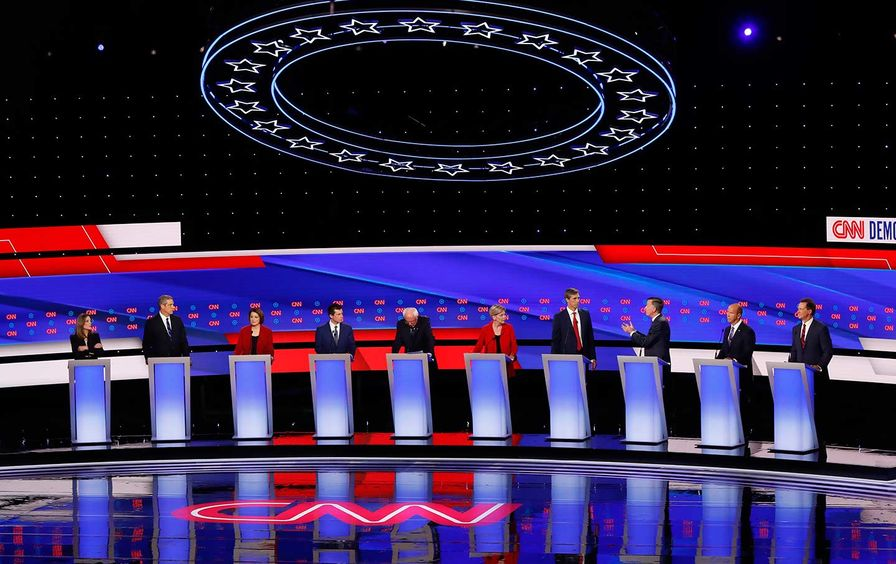 July 30 Democratic Debates