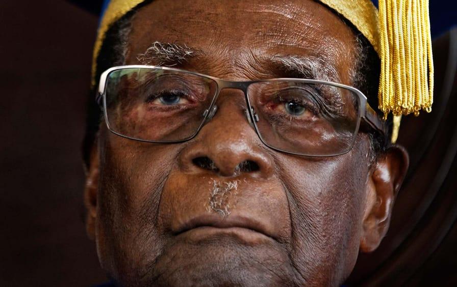 Robert Mugabe 2017