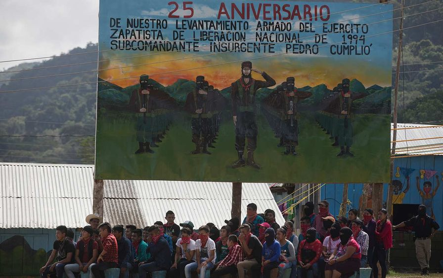 mexico zapatista expansion