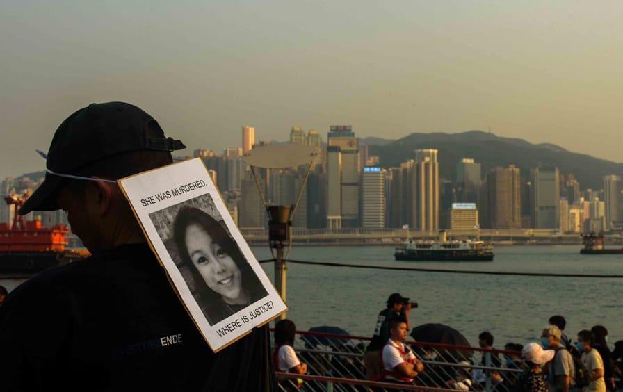 Chan Yim Lan Hong Kong